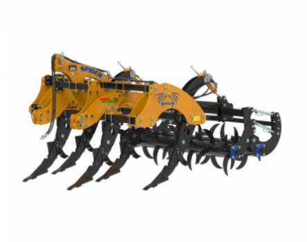 MORO ARATRI SPIDER S függesztett középmély lazító