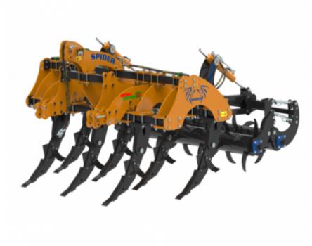 MORO ARATRI SPIDER M függesztett középmély lazító